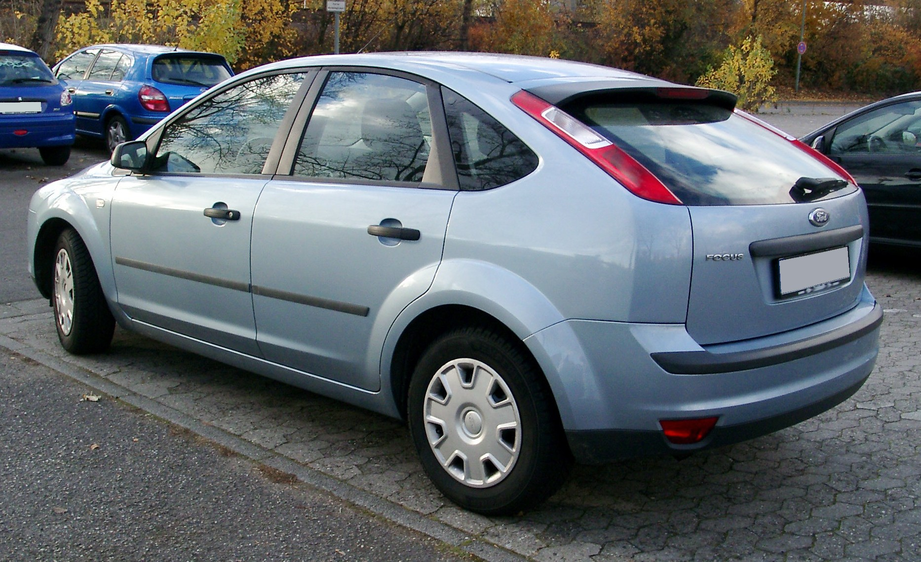 file ford focus 2 rear wikimedia commons
