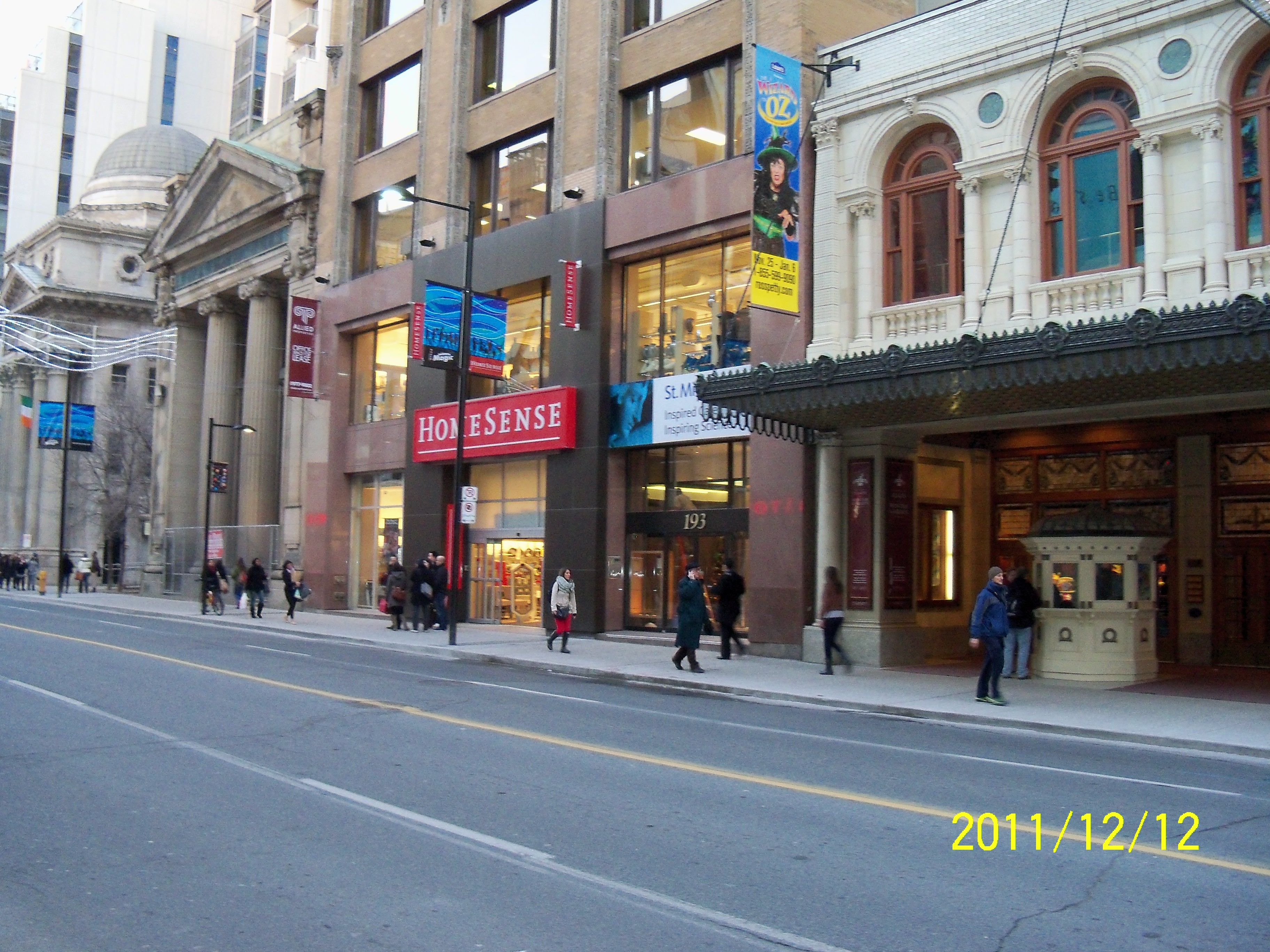 file front facade for the elgin and winter gardens theatres yonge