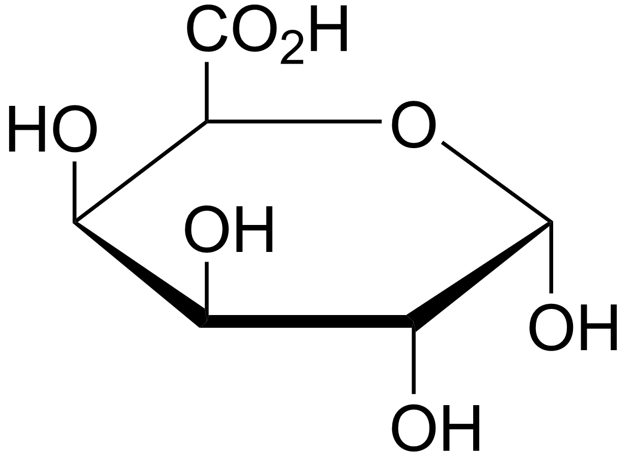 Image result for D-Galacturonic Acid