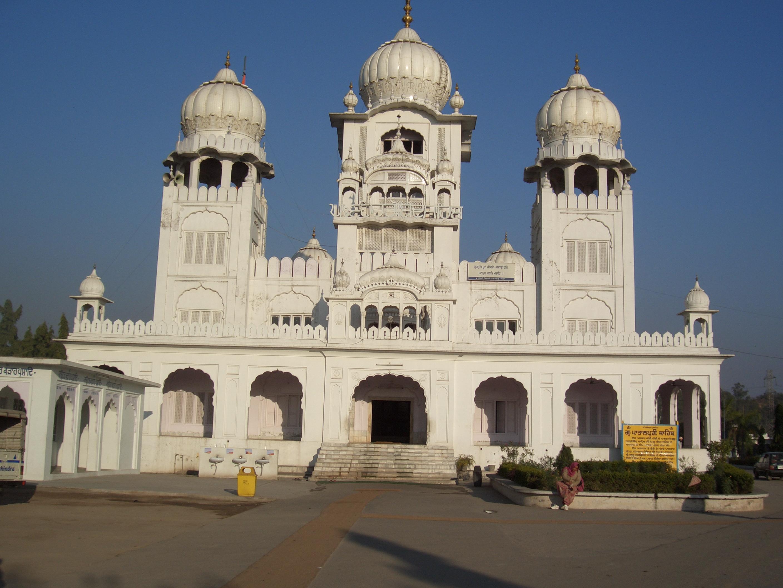 File:Gurdwara Patalpuri, in Kiratpur, Punjab, India.jpg