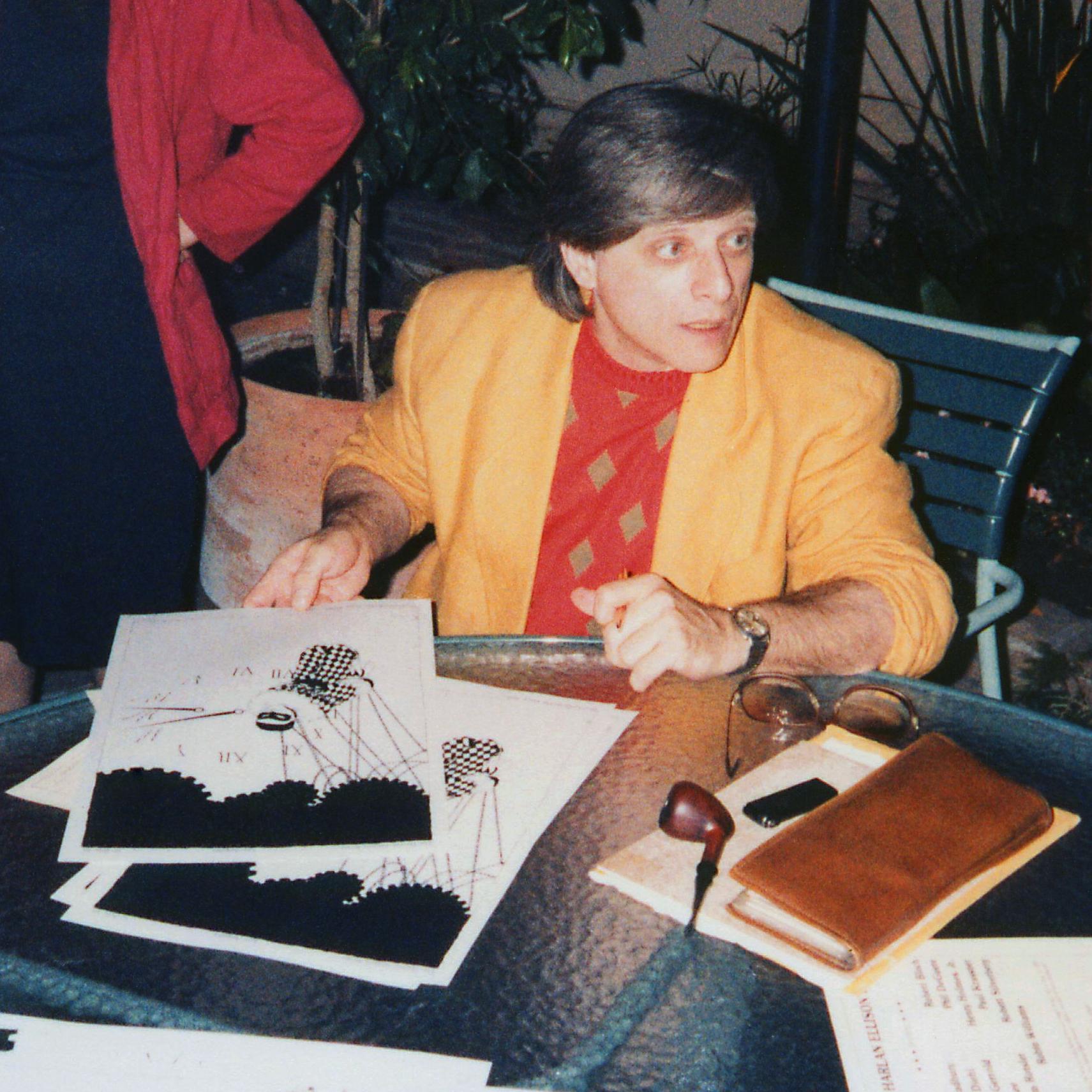 Harlan Ellison (1986)