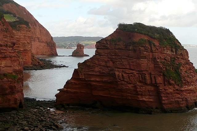 Hern Point Rock - geograph.org.uk - 1138821