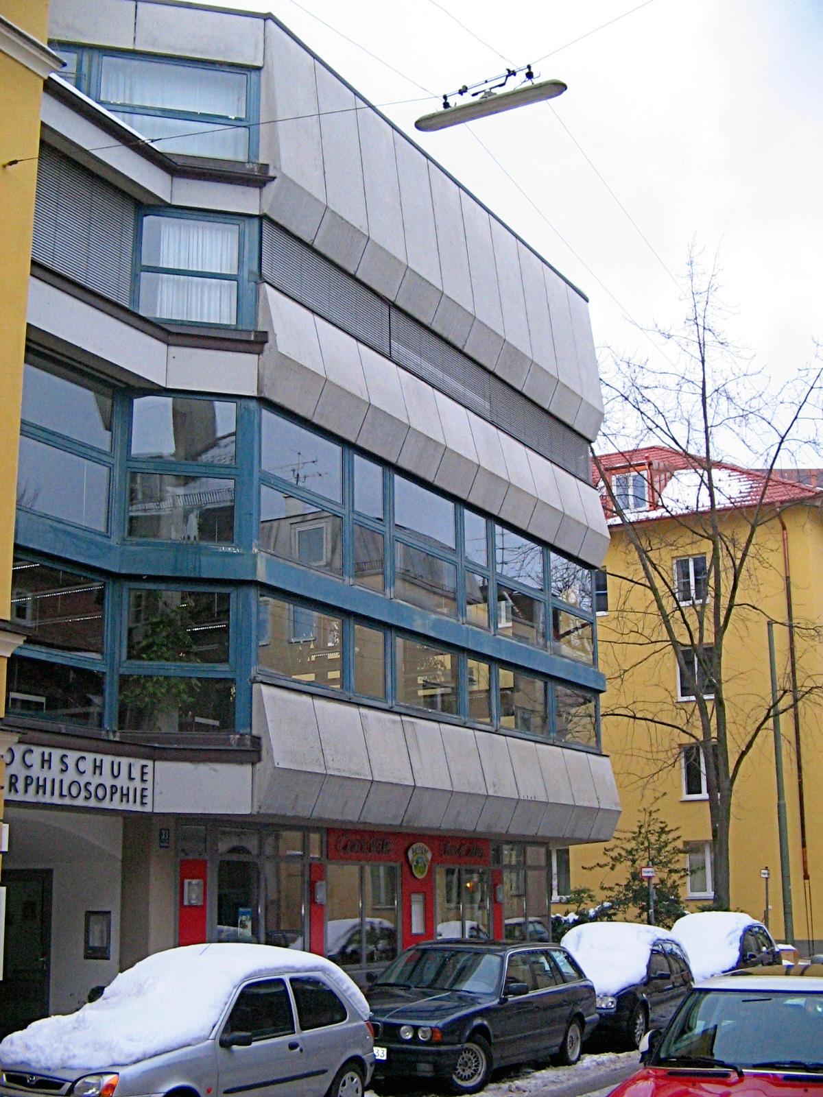 Hochschule Für Philosophie