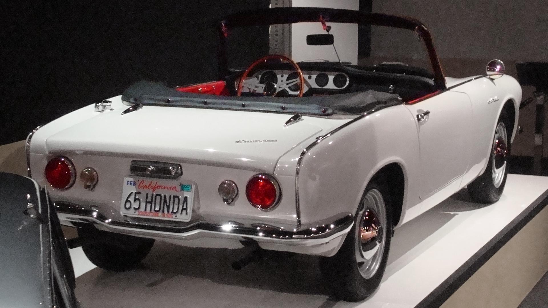 Japan Classic Car Gallery Honda S600 The First Honda Sport Car