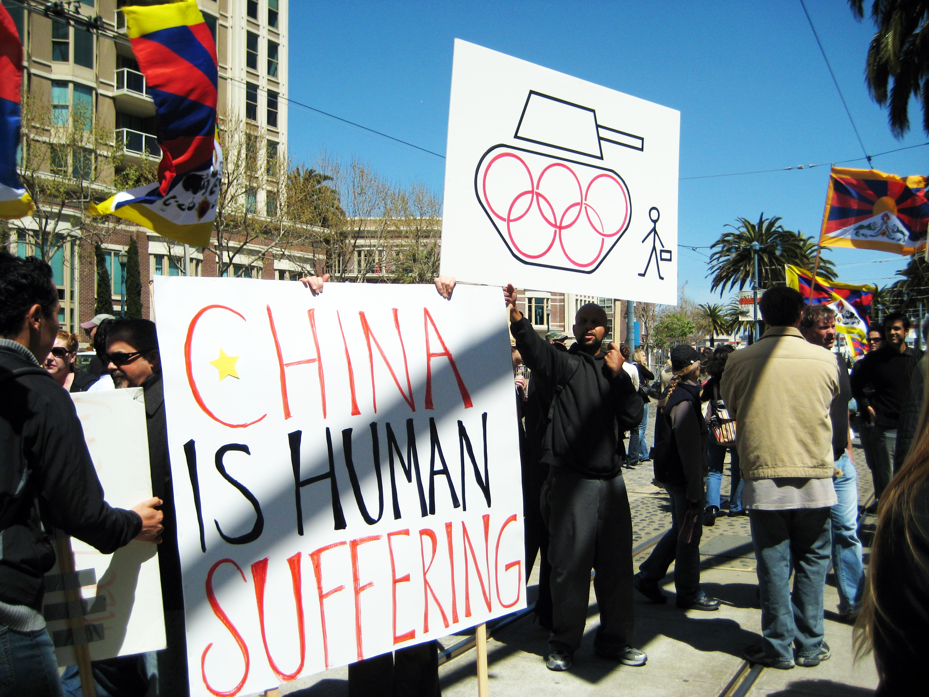 china vs human right China's human rights record has been criticised for years but what are the main issues.