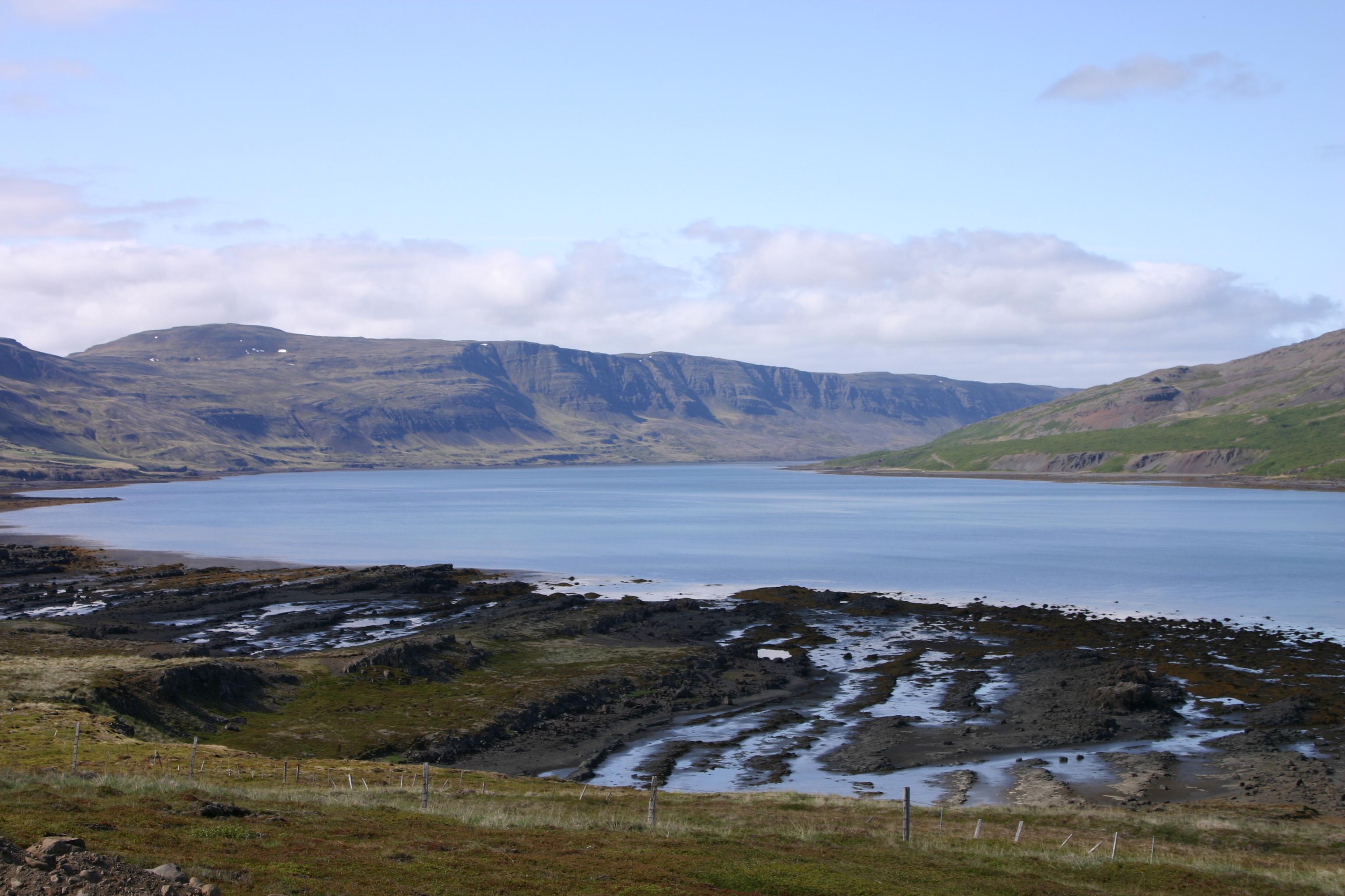 English: Westfjords, Iceland, June 2008