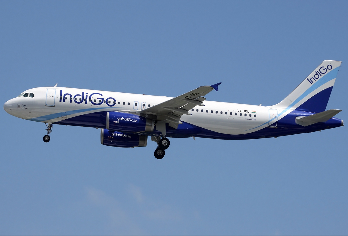 Indigo Airlines Wikipedia