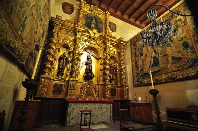 File interior de la capilla de los santos sim n y judas for Interior mezquita de cordoba