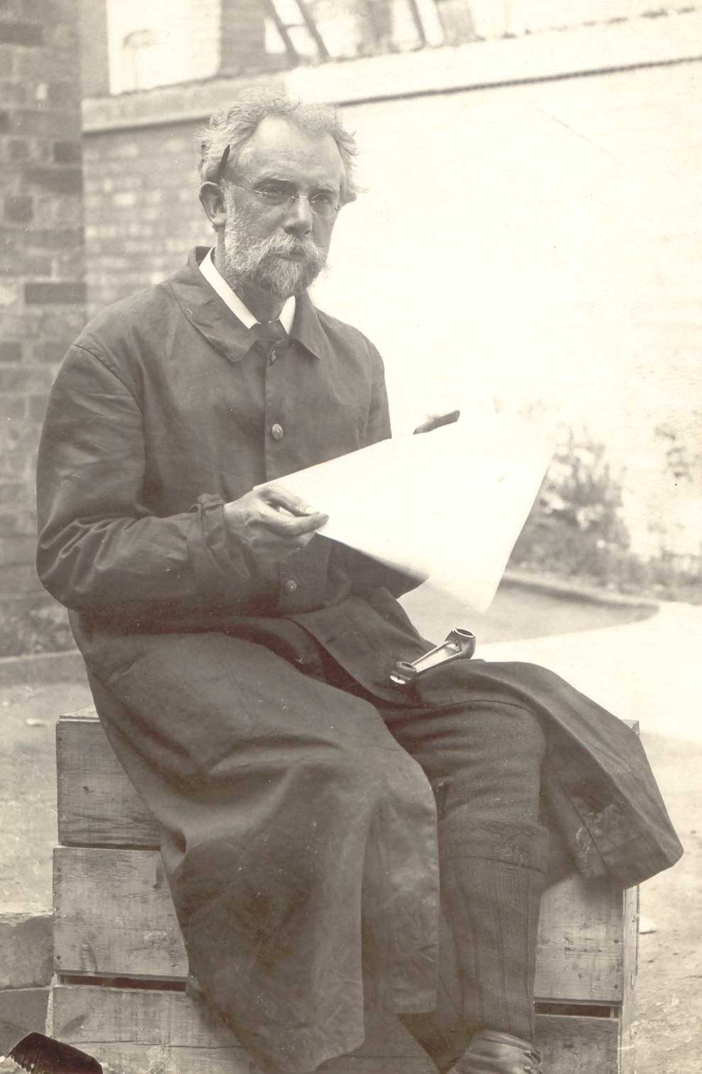 James Lansdowne Norton