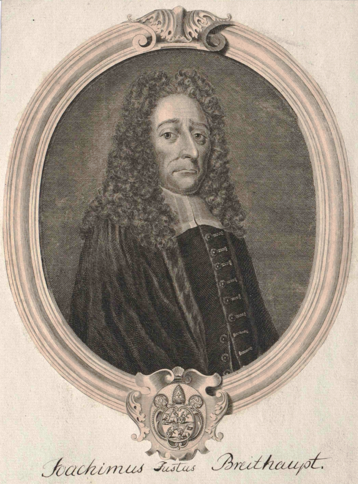 Joachim Justus Breithaupt –