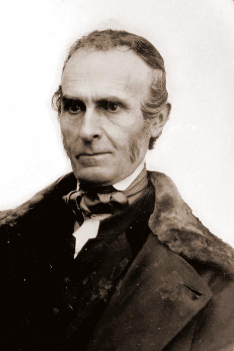 Photo of John Greenleaf Whittier