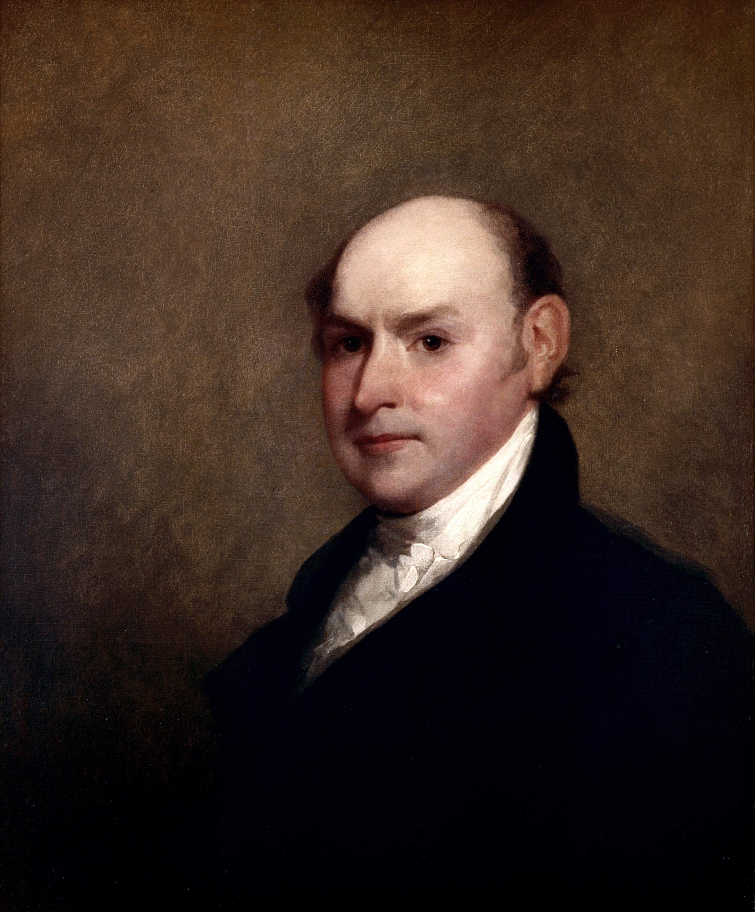 An Orthodox Baptism in the home of John Quincy Adams - and ...