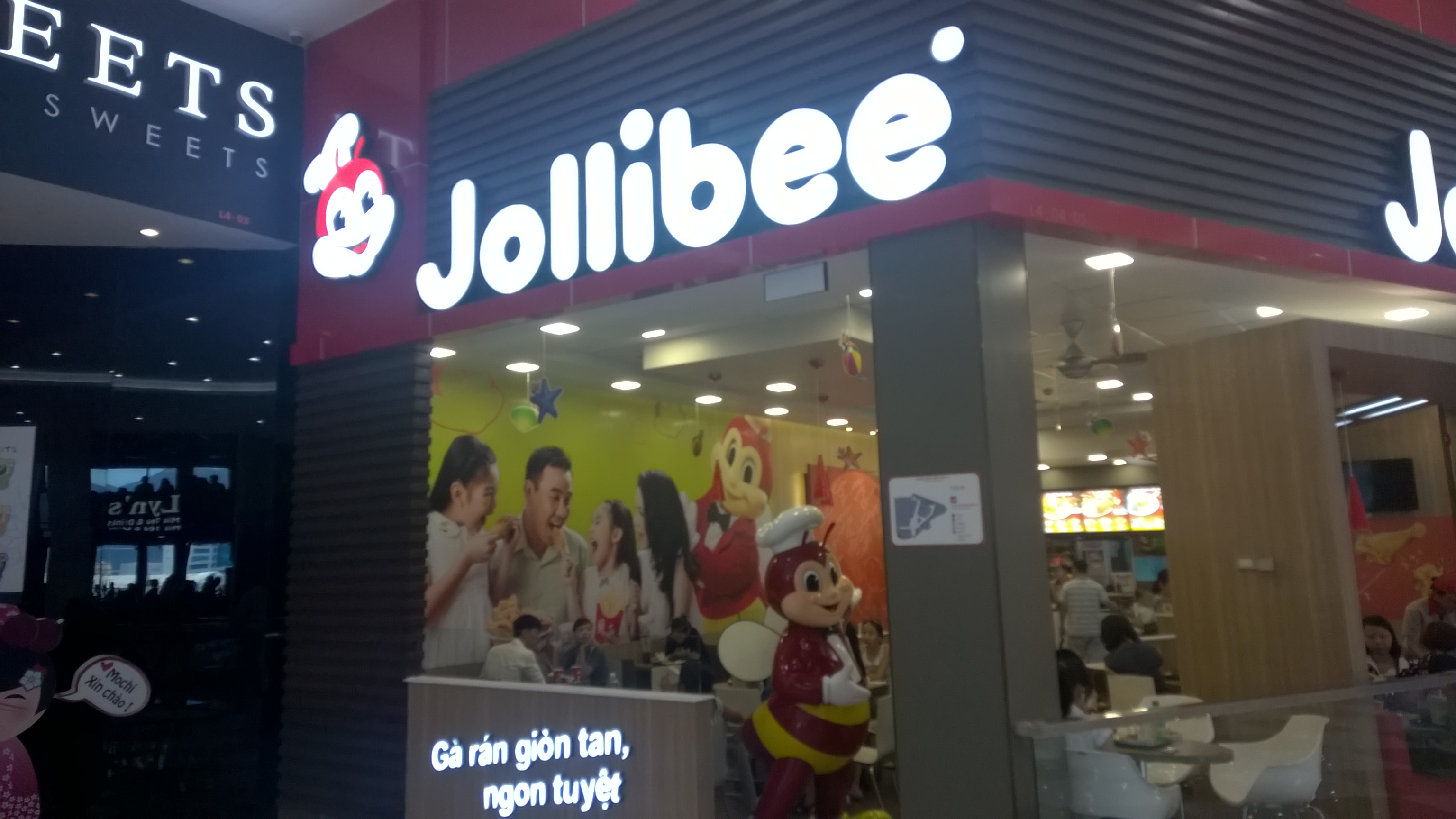 List of countries with Jollibee outlets - Wikiwand