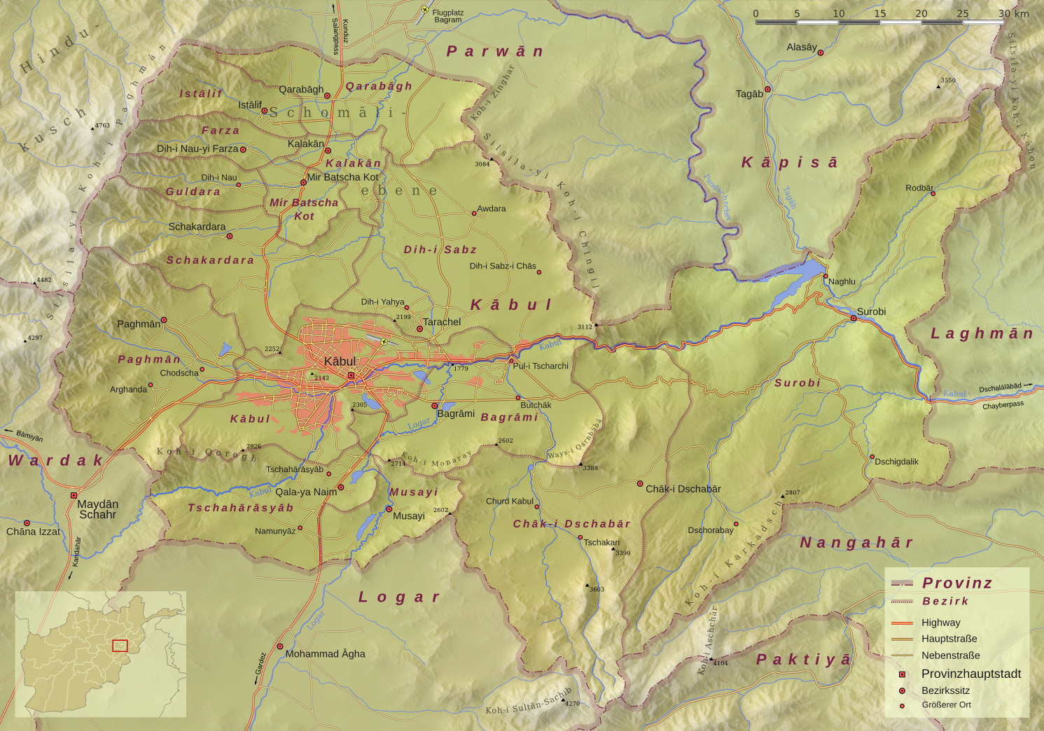 File:Kabul province topographic map.png   Wikimedia Commons