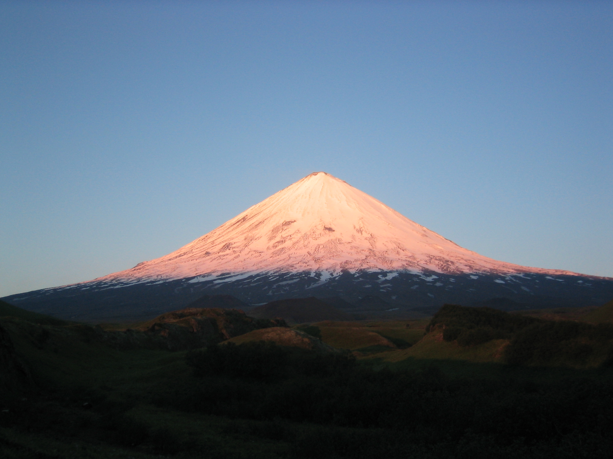 Russian Volcano