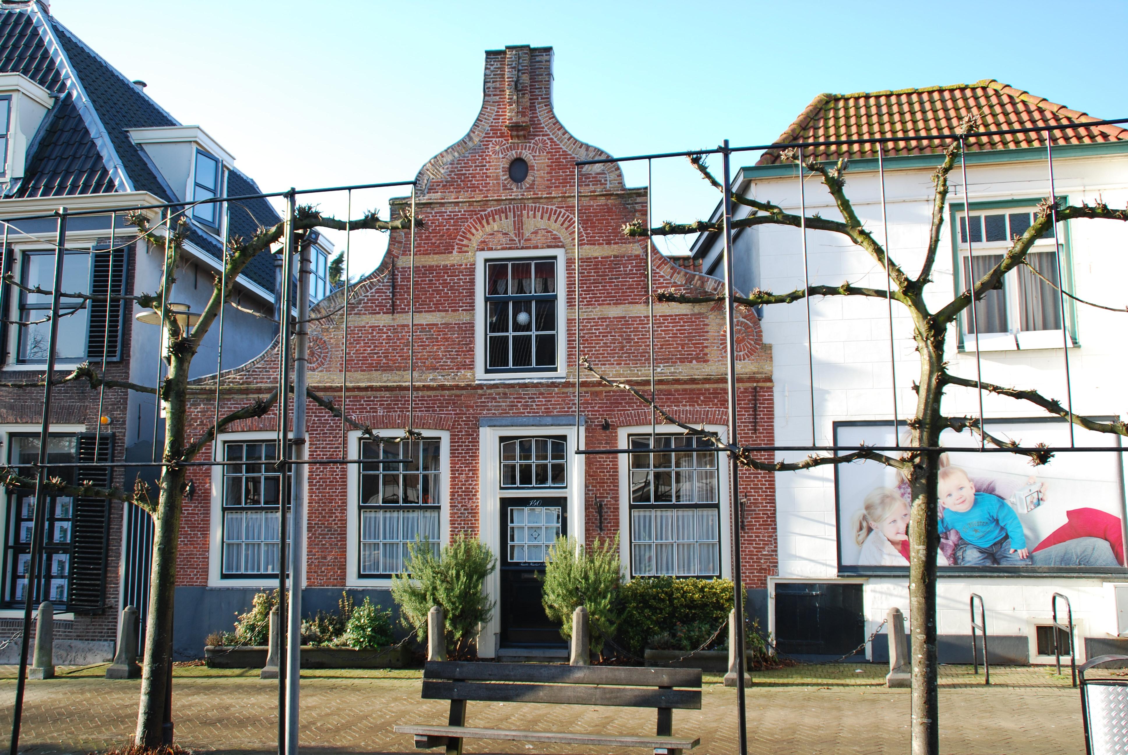 Het Klokgeveltje in Hillegom | Monument - Rijksmonumenten.nl