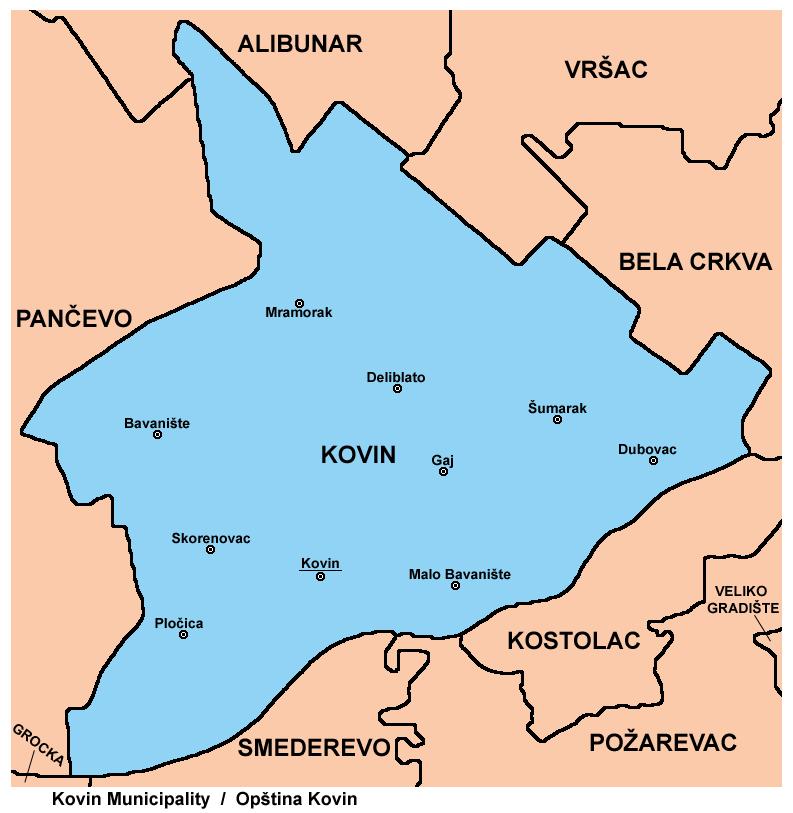 kovin mapa File:Kovin mun.png   Wikimedia Commons kovin mapa