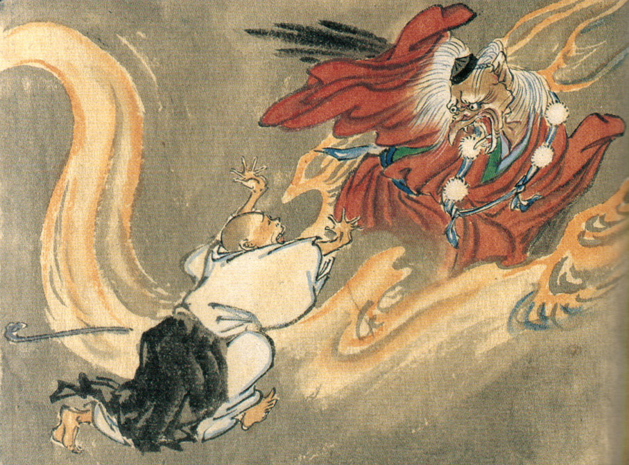 http://upload.wikimedia.org/wikipedia/commons/d/d3/KyosaiTenguBonze.jpg
