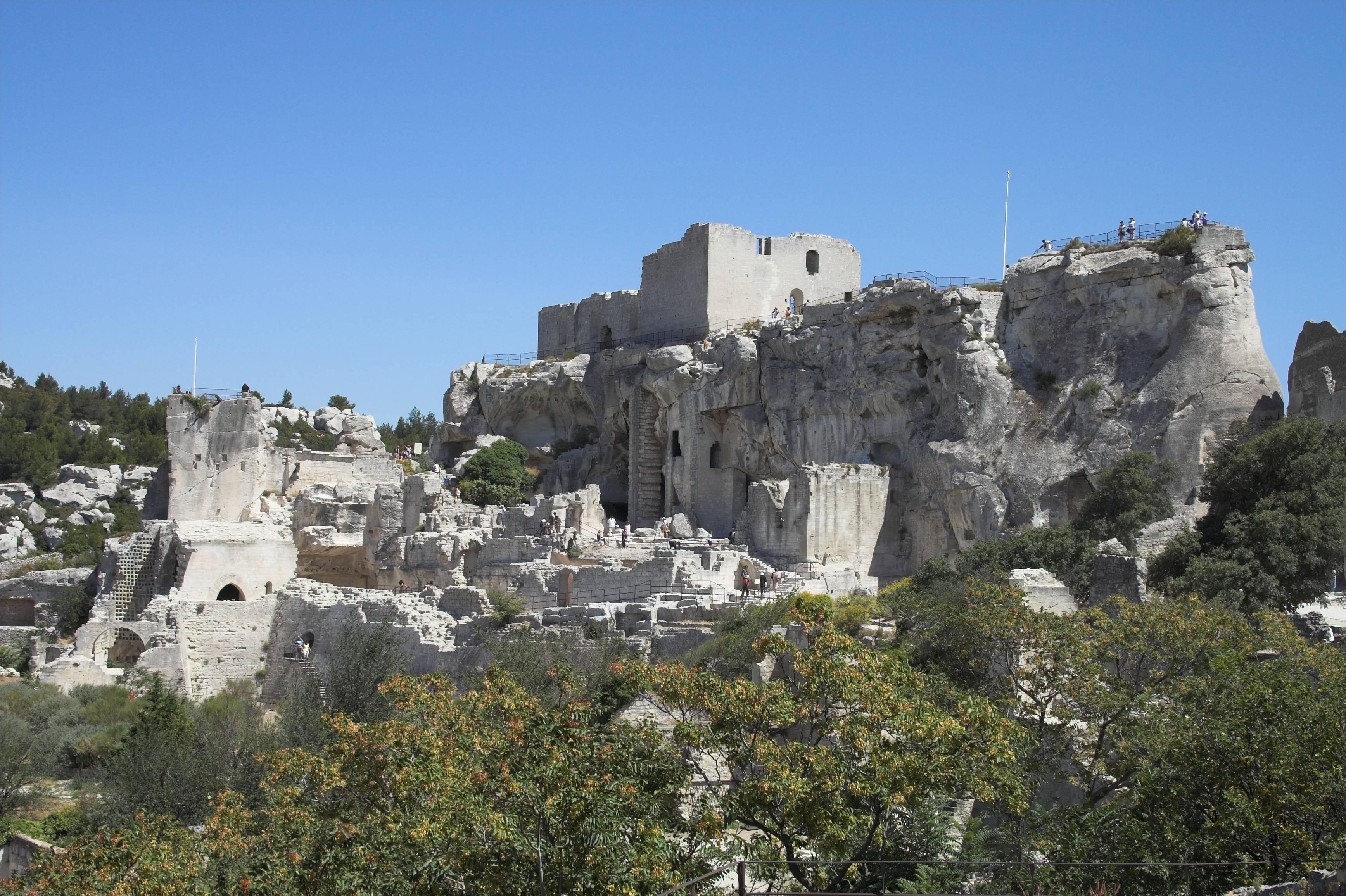 Les Baux-de-Provence France  city pictures gallery : Pin Les Baux De Provence France on Pinterest