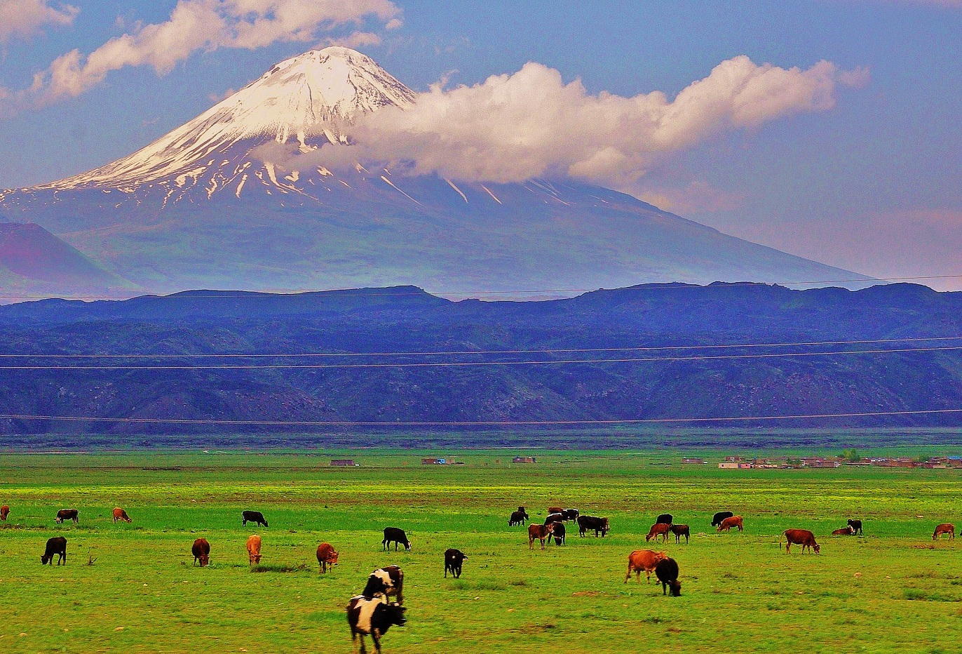 What are the Highest Mountains in Turkey?