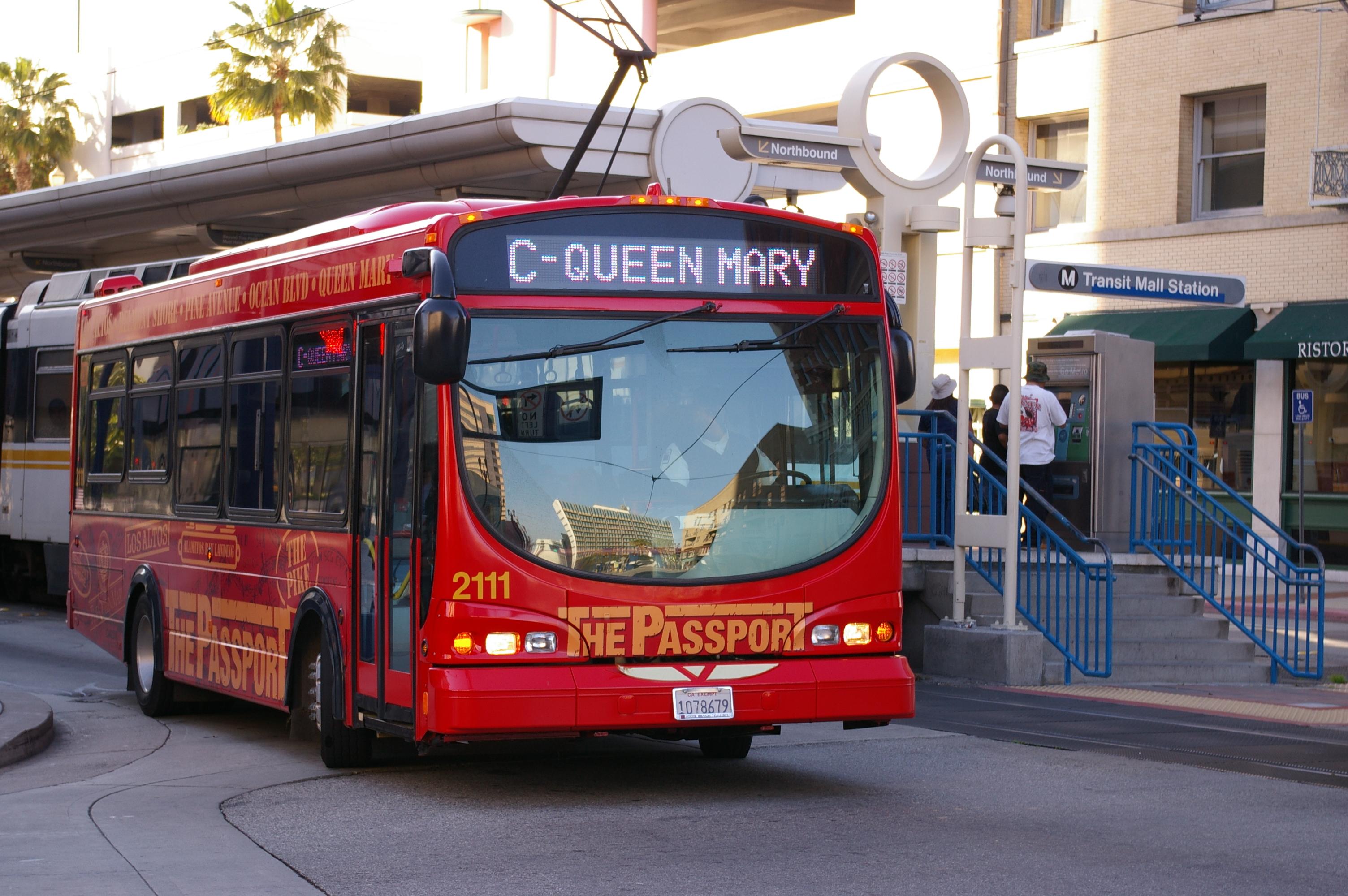 Long Beach Shuttle From Lax