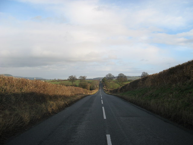 long straight road - photo #12