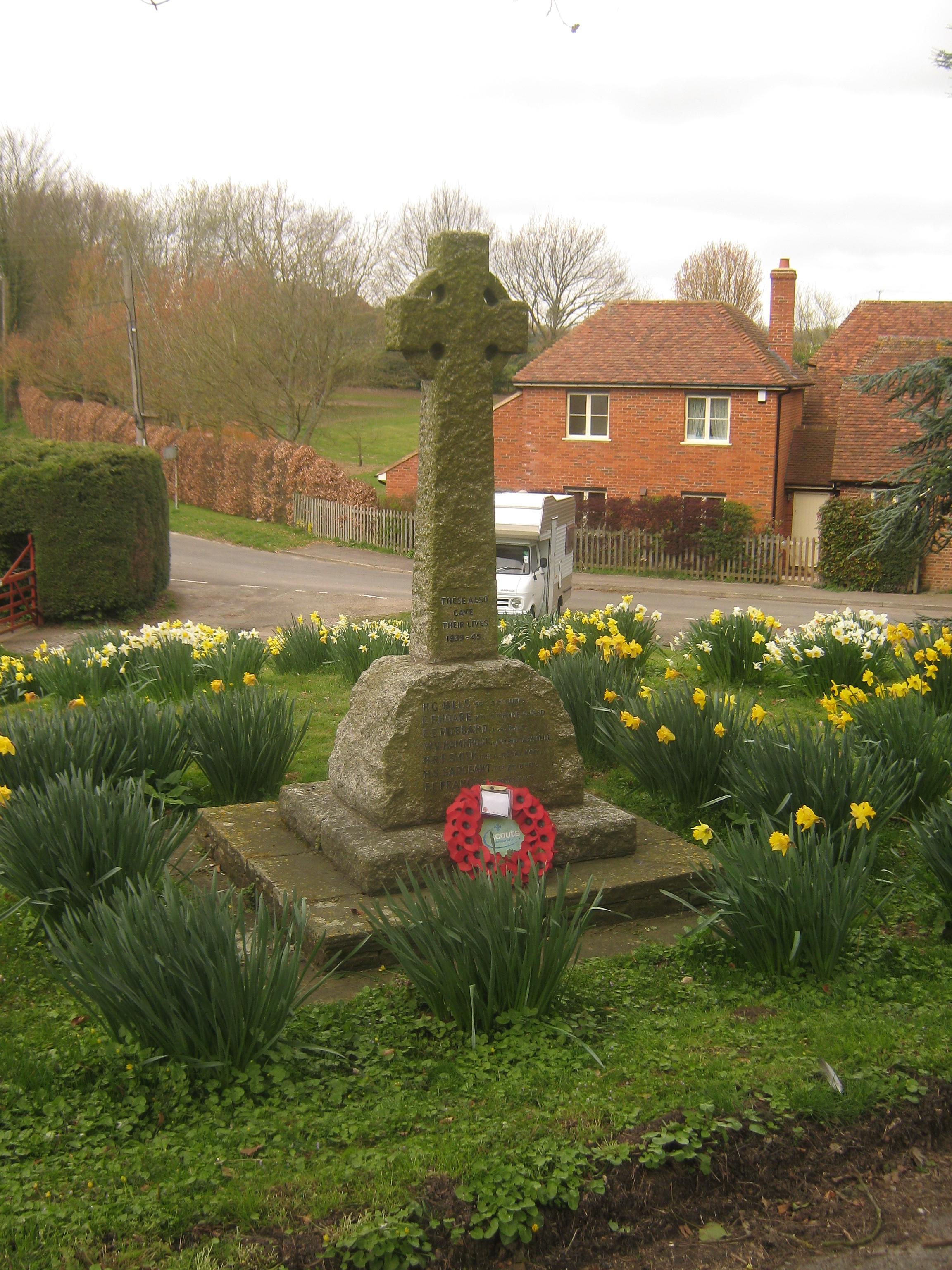 File:Lower Hardres War Memorial - geograph.org.uk - 1802452.jpg ...