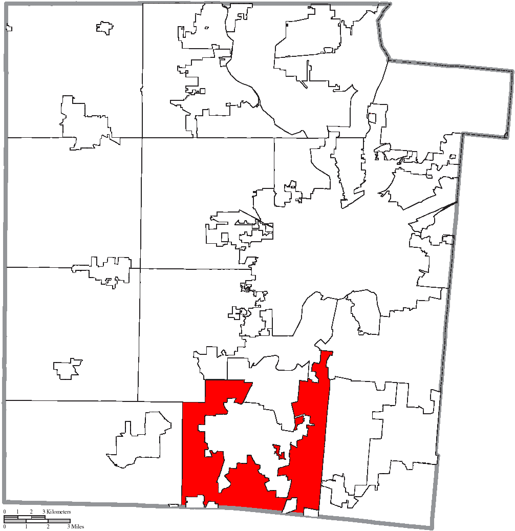 Miami Township Ohio Map.File Map Of Montgomery County Ohio Highlighting Miami Township Png