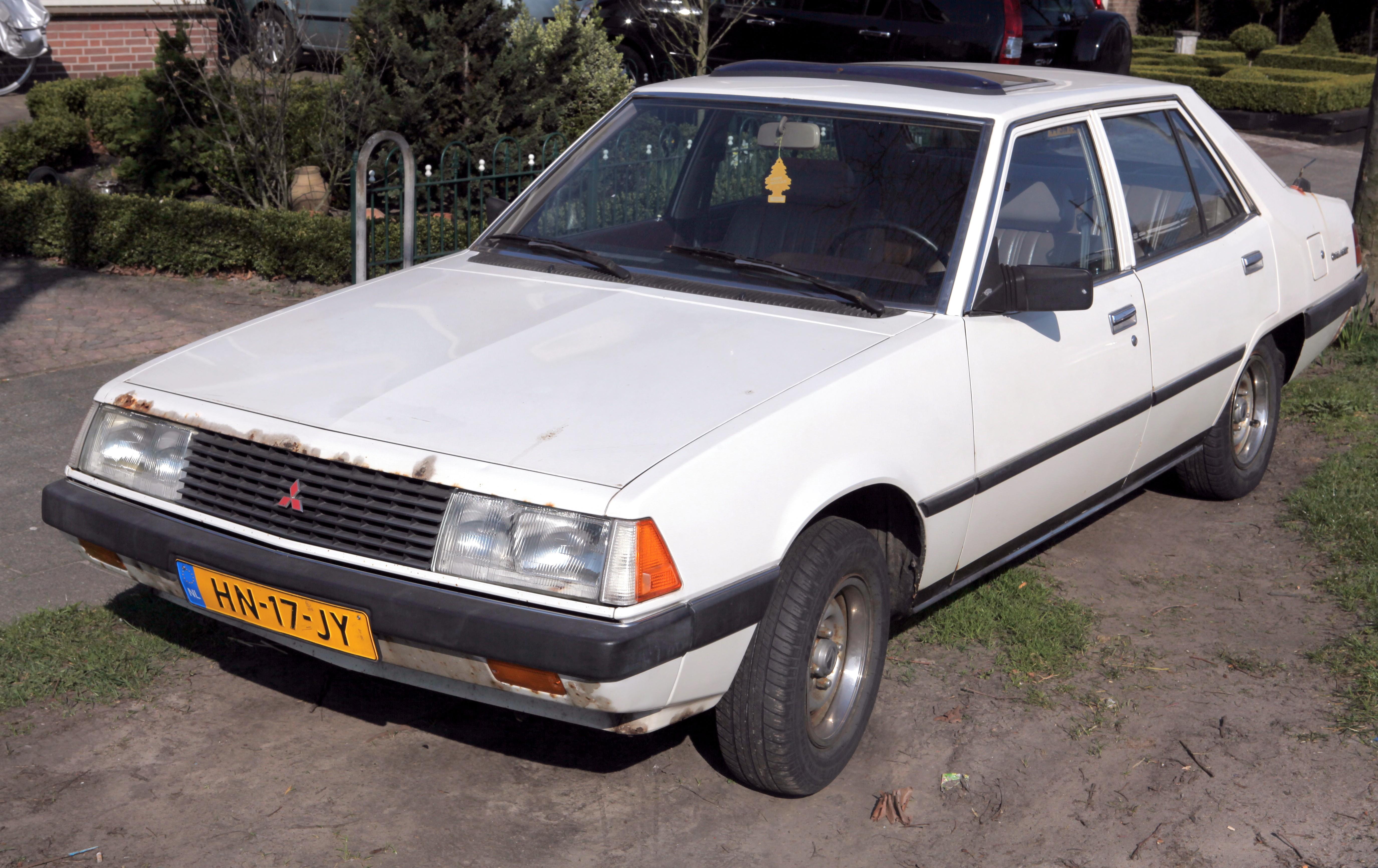 File Mitsubishi Galant 1600 El Jpg Wikimedia Commons