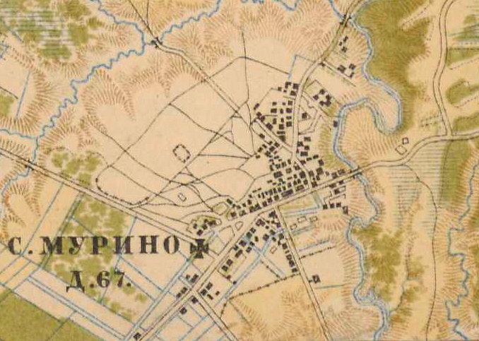 Карты, планы, схемы Мурино и