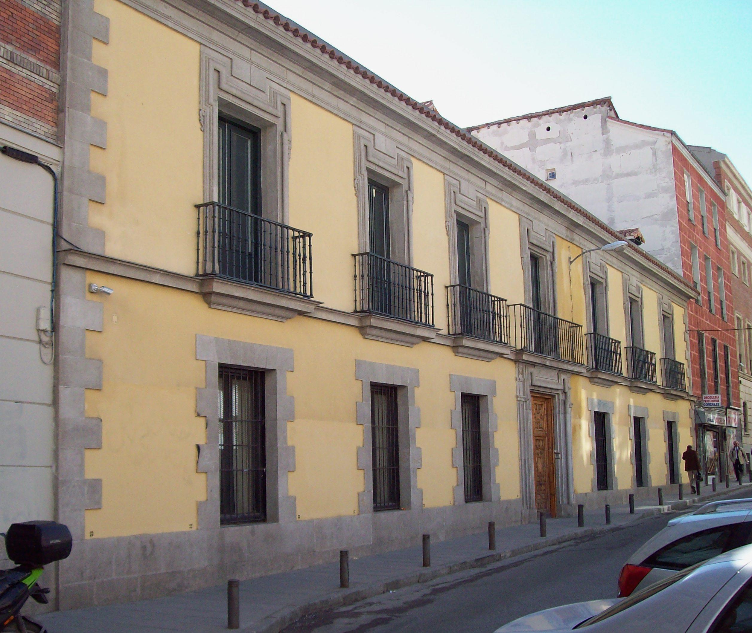 Museo Romantico.File Museo Romantico Madrid 01 Jpg Wikimedia Commons