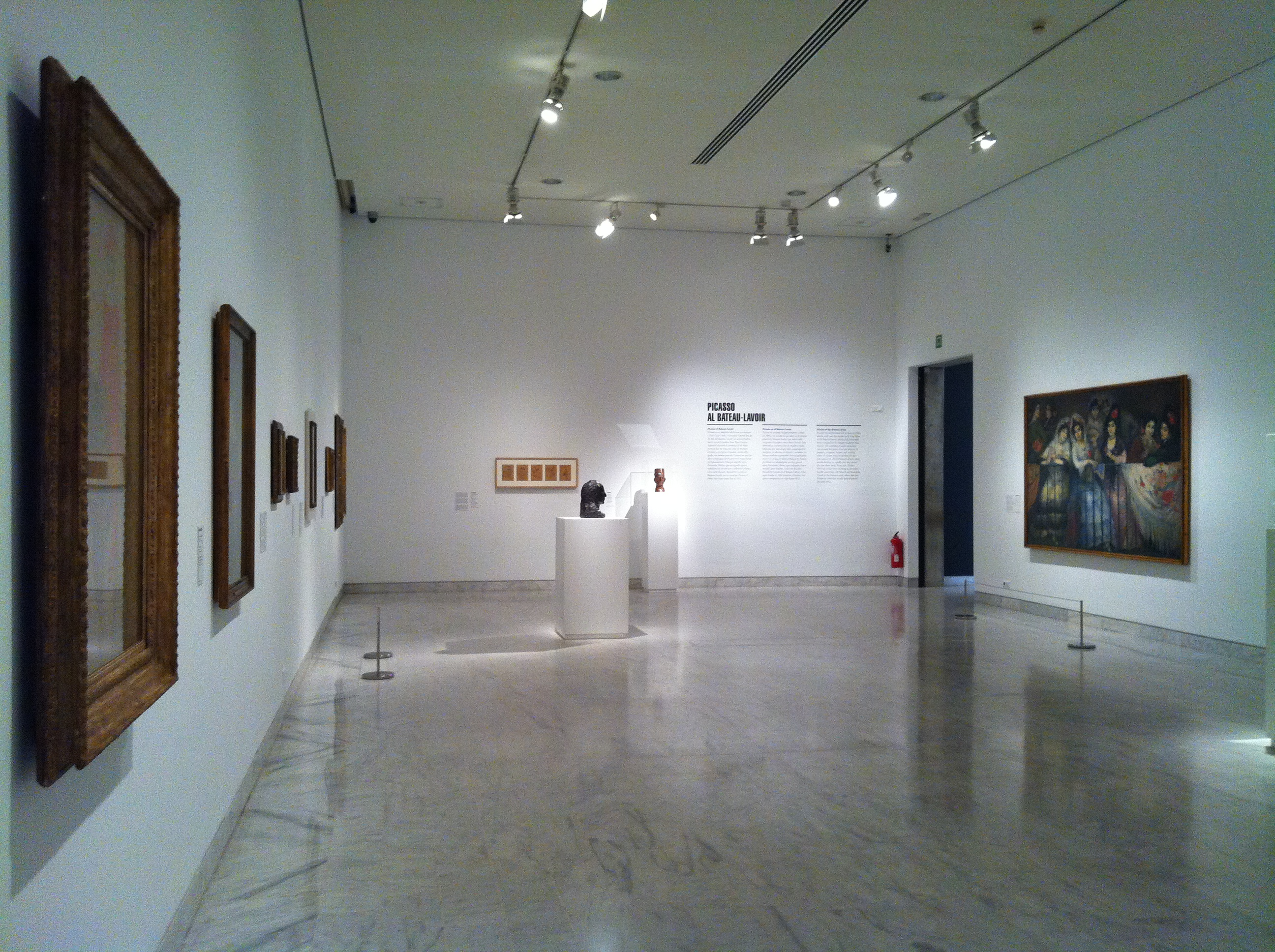 File:Museu Picasso- Devorar París- June 2011 (79).jpg - Wikimedia Commons