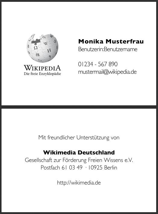 Datei Muster Visitenkarte Wmde Png Wikipedia