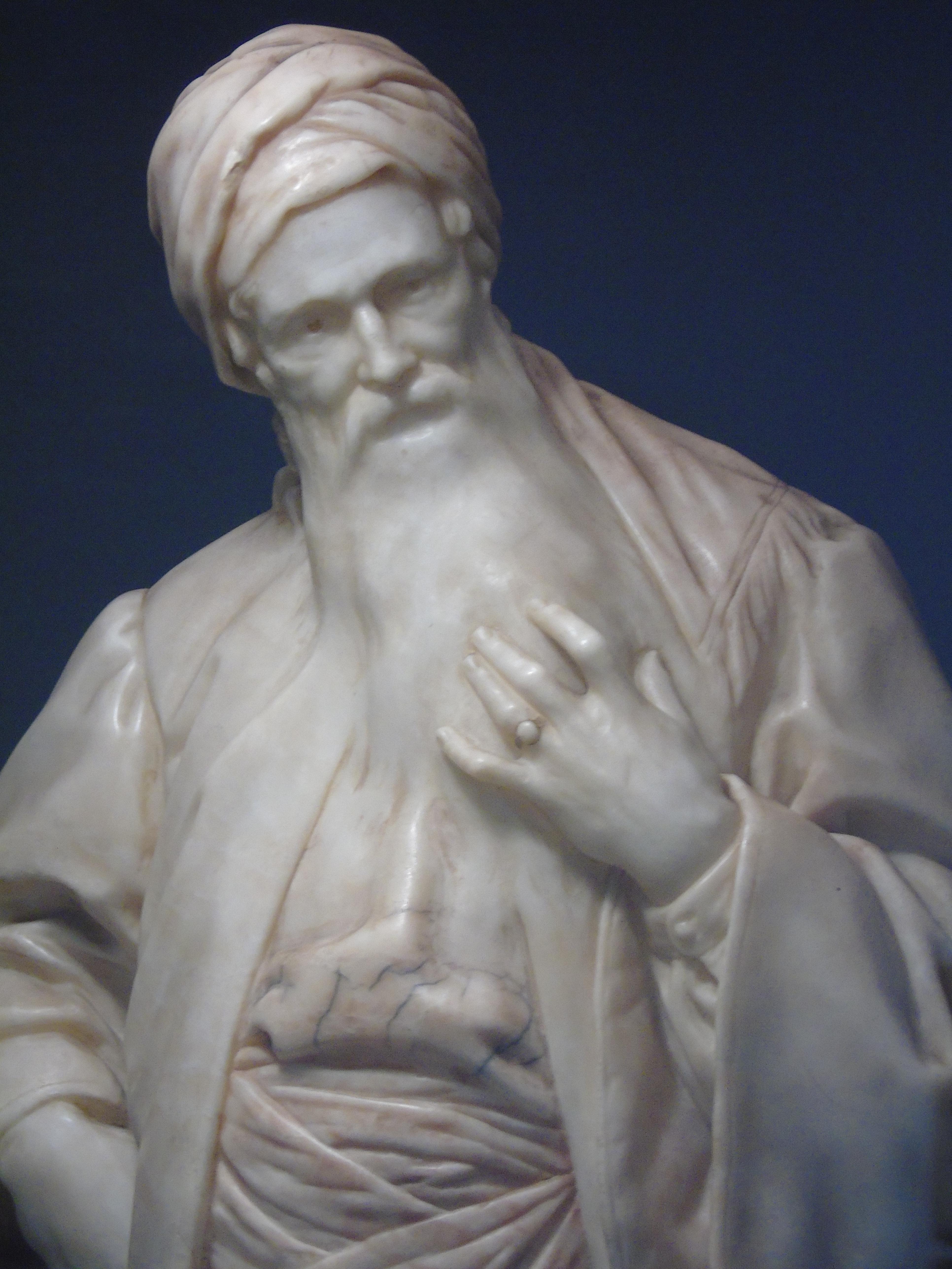 nathan der weise charakterisierung patriarch