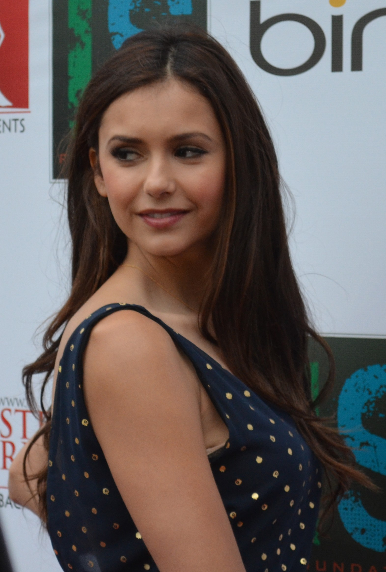 File:Nina Dobrev ISF April 2012.jpg - Wikimedia Commons