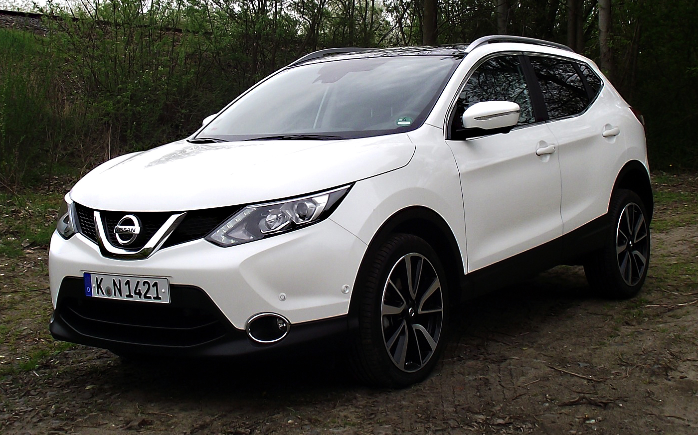 Nissan Qashqai Used Car Review