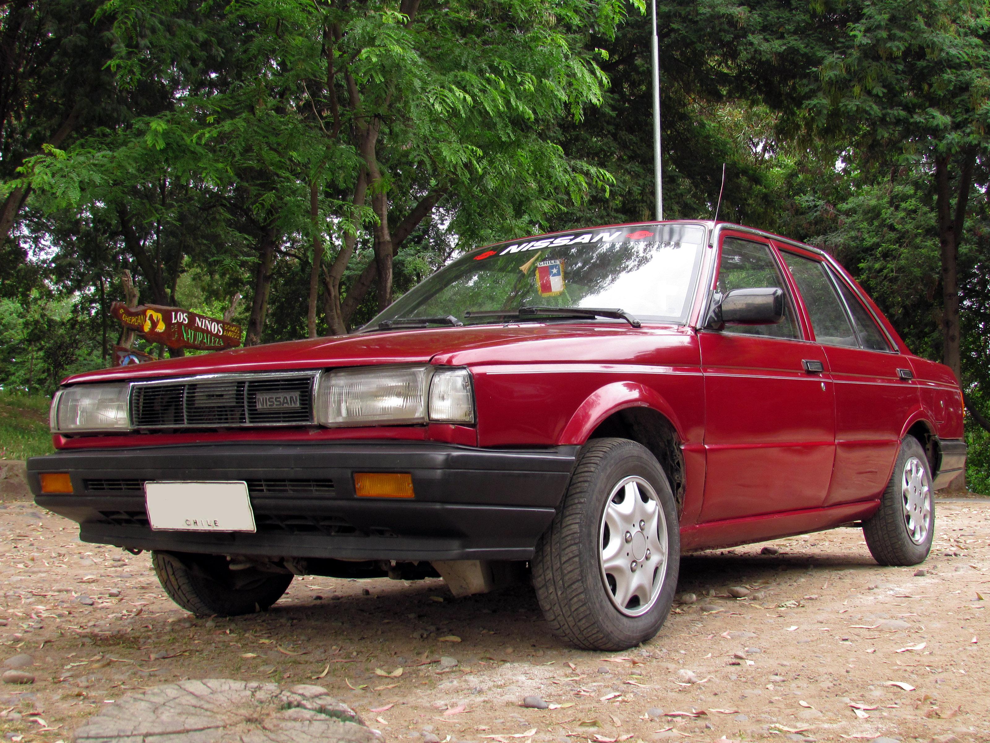 Nissan sentra history
