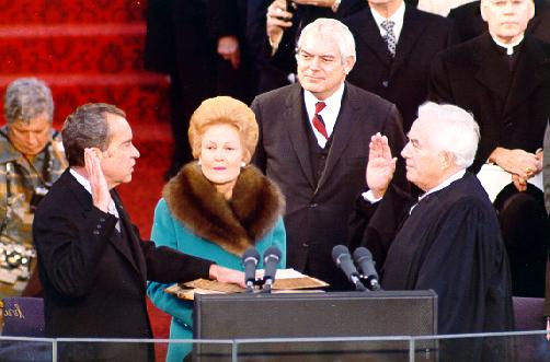 George Bush Inauguration Cake