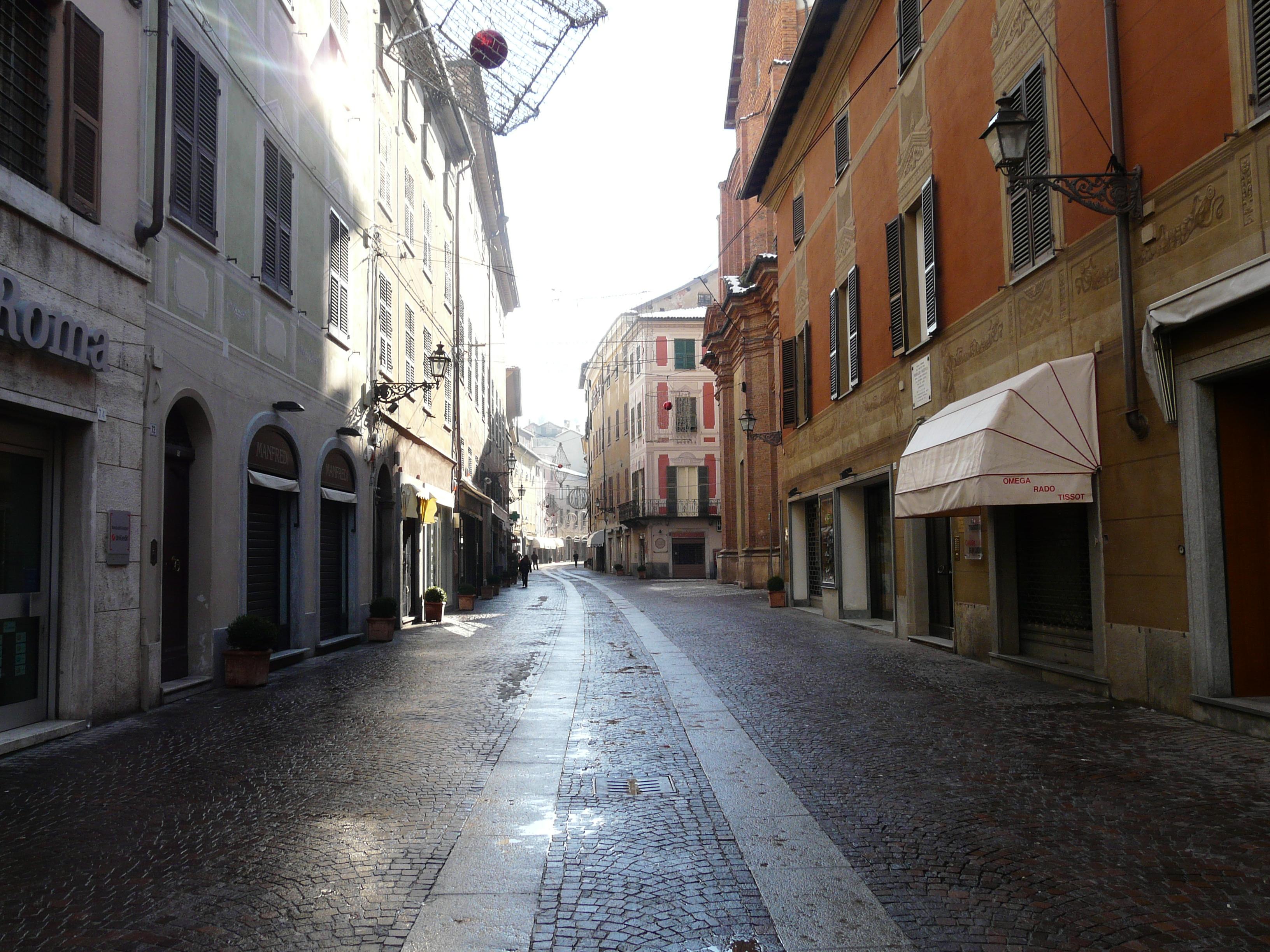Via Villa Genova