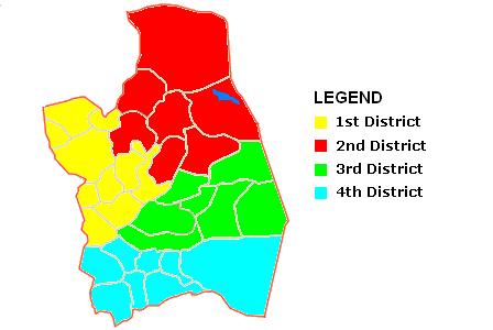 Legislative districts of Nueva Ecija Wikipedia