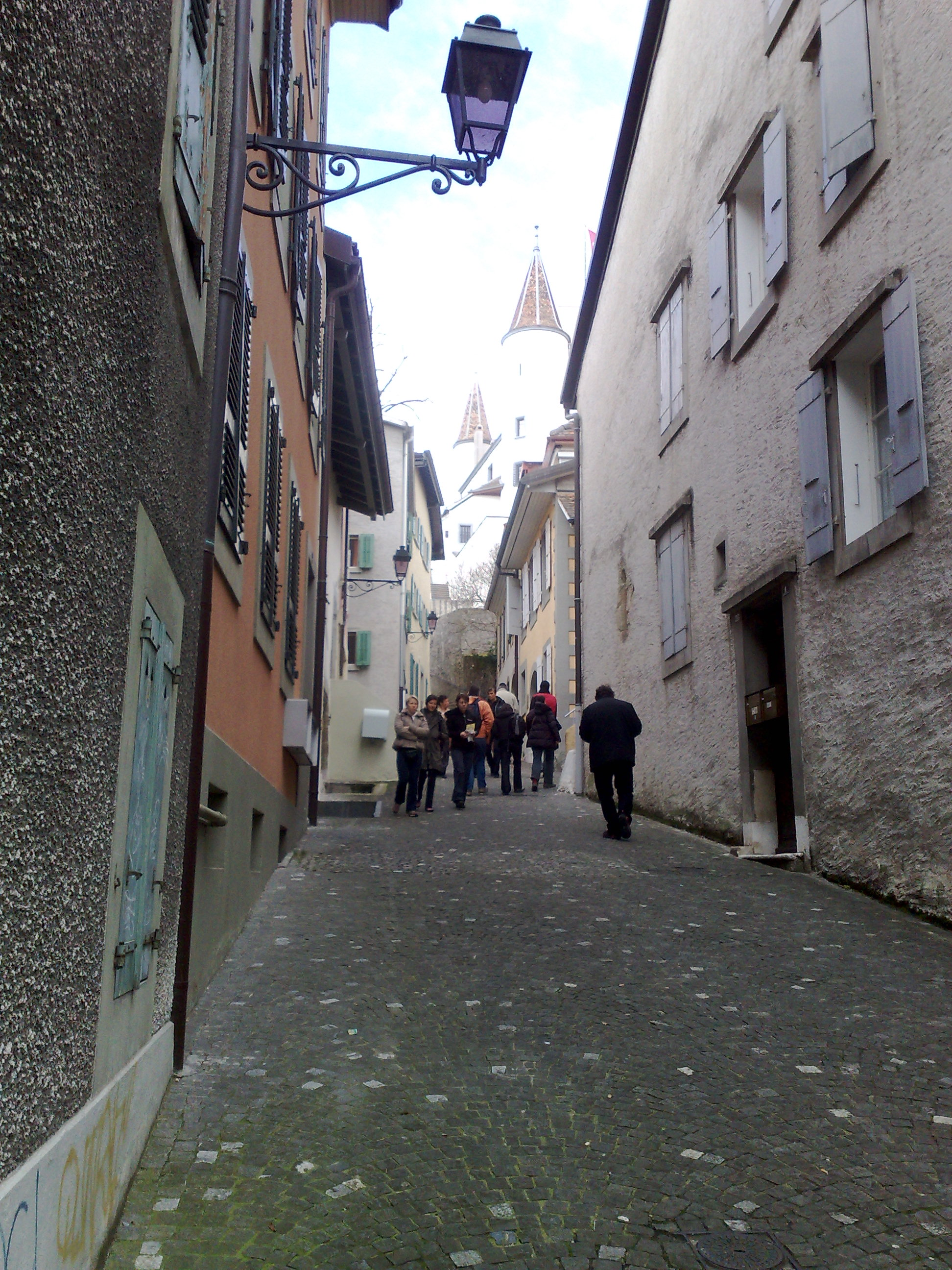 Https Commons Wikimedia Org Wiki File Nyon Narrow Street Jpg