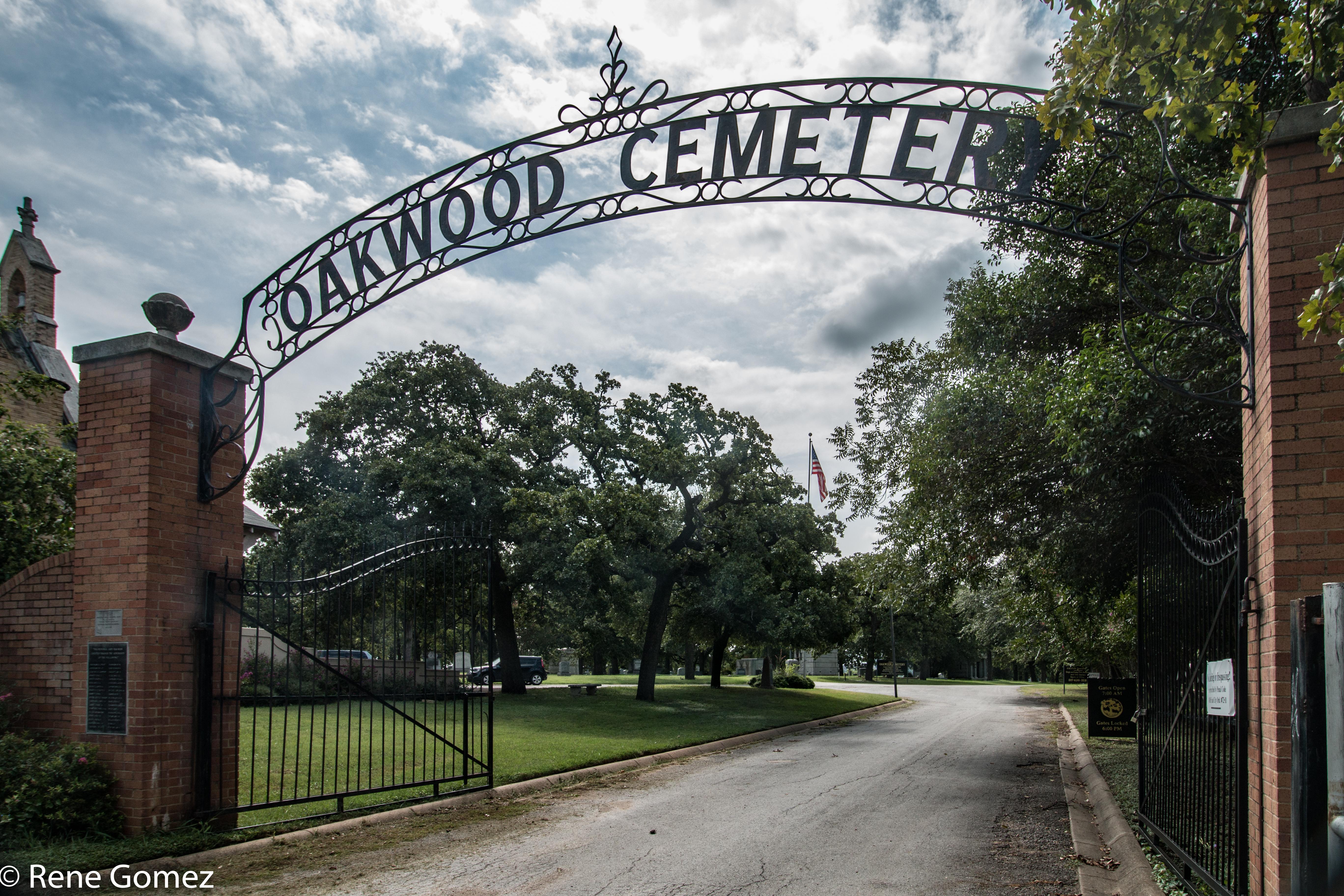 Oakwood Cemetery (Fort Worth, Texas) - Wikipedia