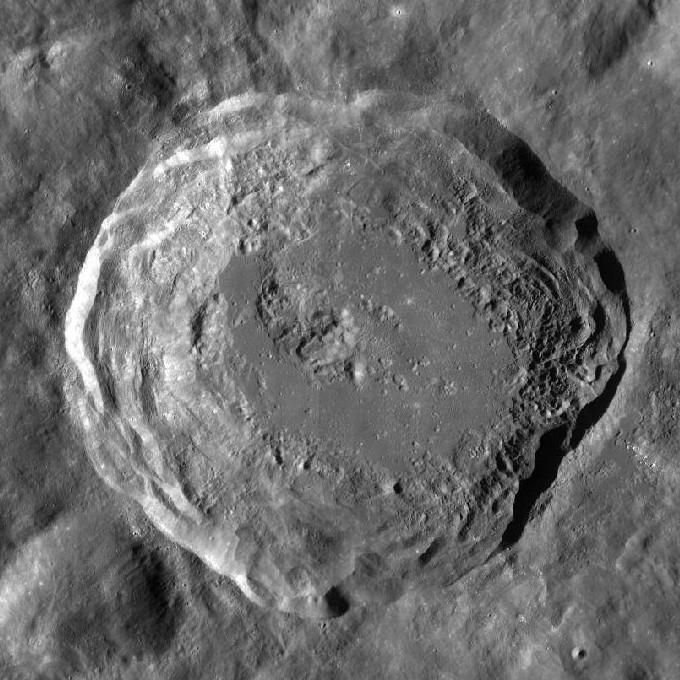 Ohm Crater Wikipedia