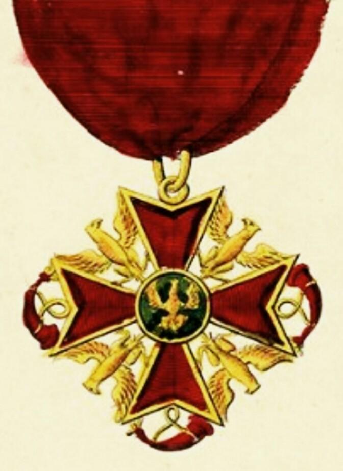 Insignia de la Orden