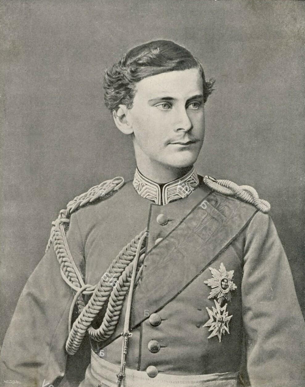 Louis II de Bavière OttoIBeieren