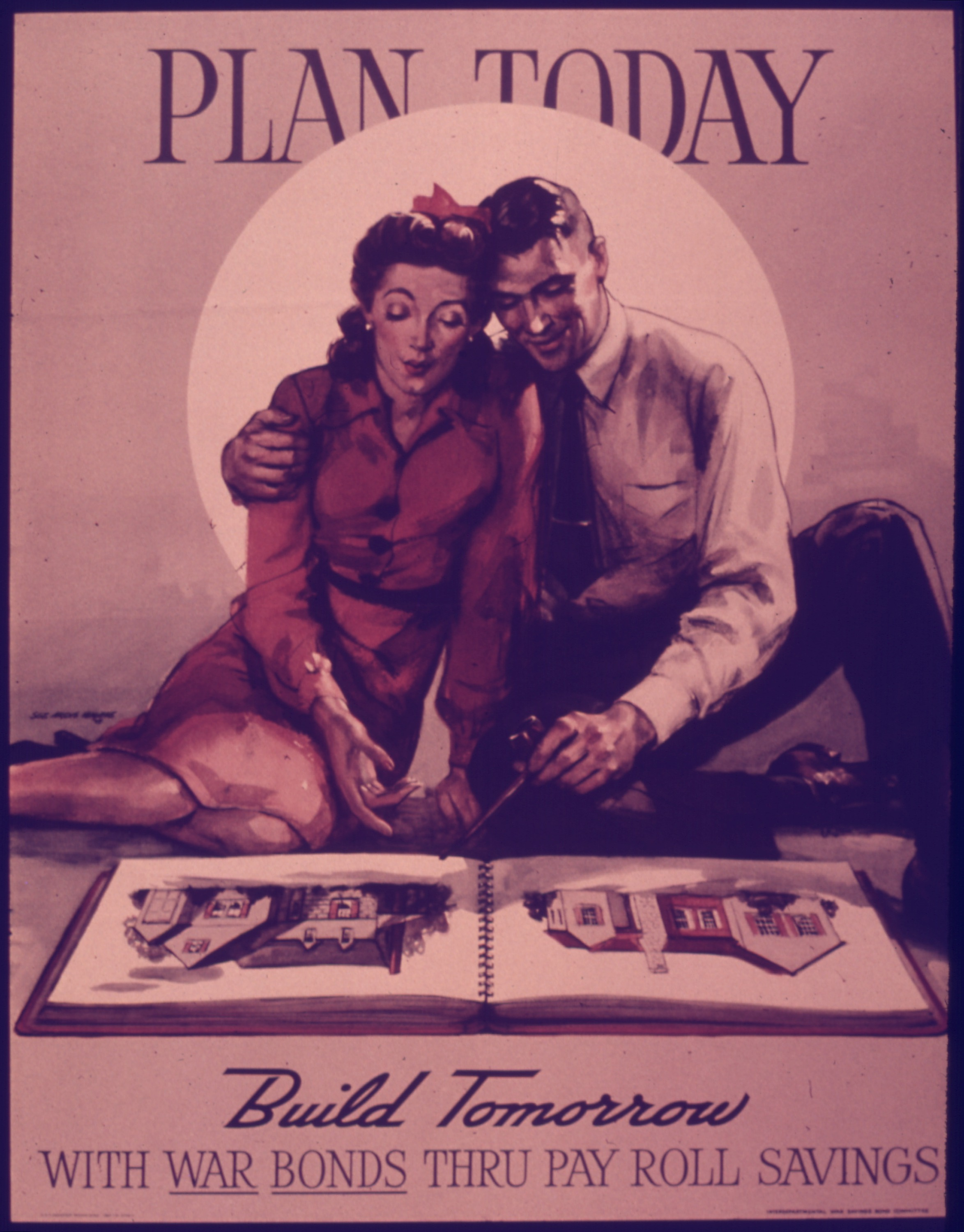 World War II Poster from the Office for Emergency Management