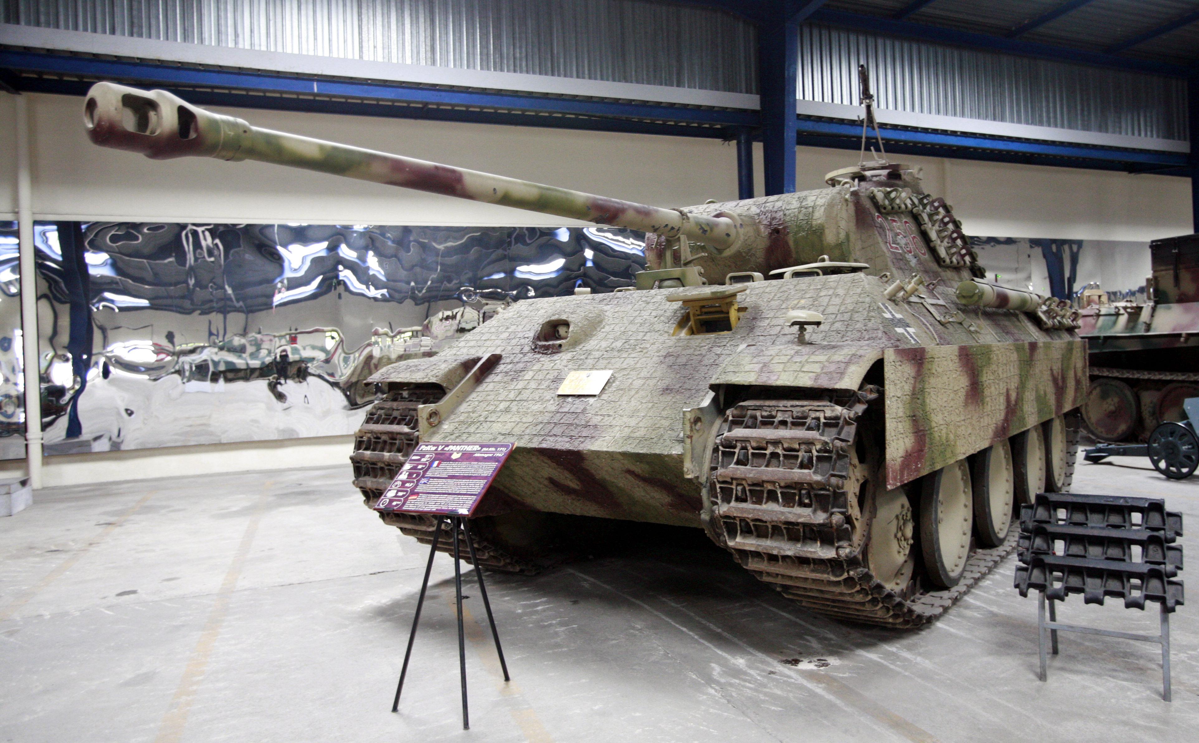 File Panzer V Mg 7819 Jpg Wikimedia Commons
