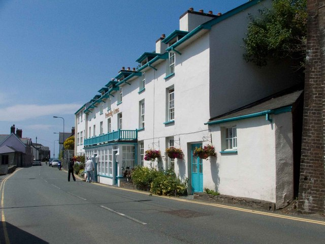 Penhelig Arms, Aberdovey - geograph.org.uk - 1383915