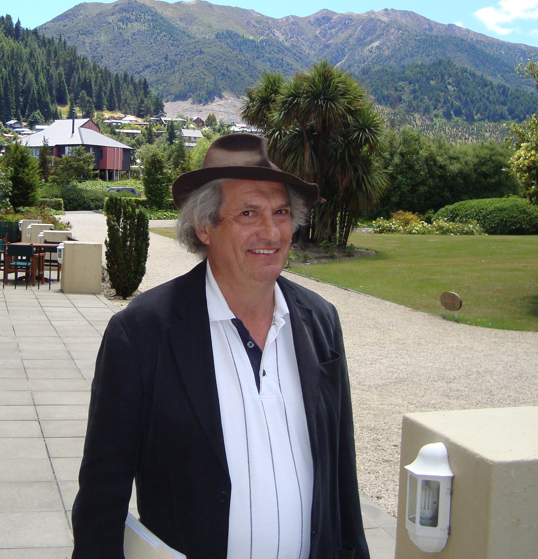Persi Diaconis, 2010