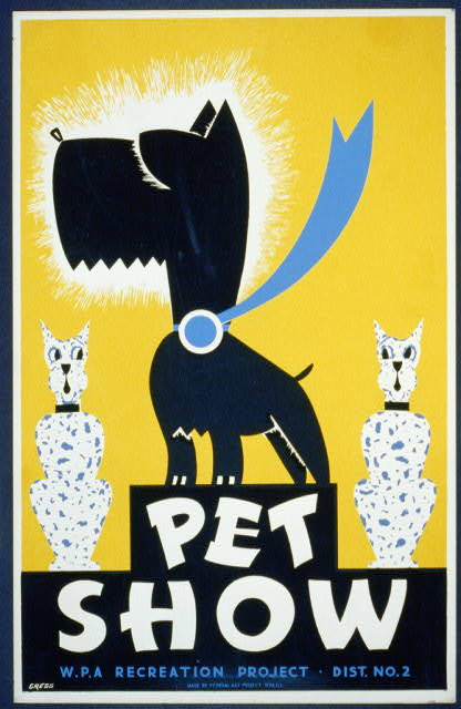 FilePet show LCCN98510115jpg Wikimedia Commons – Pet Poster